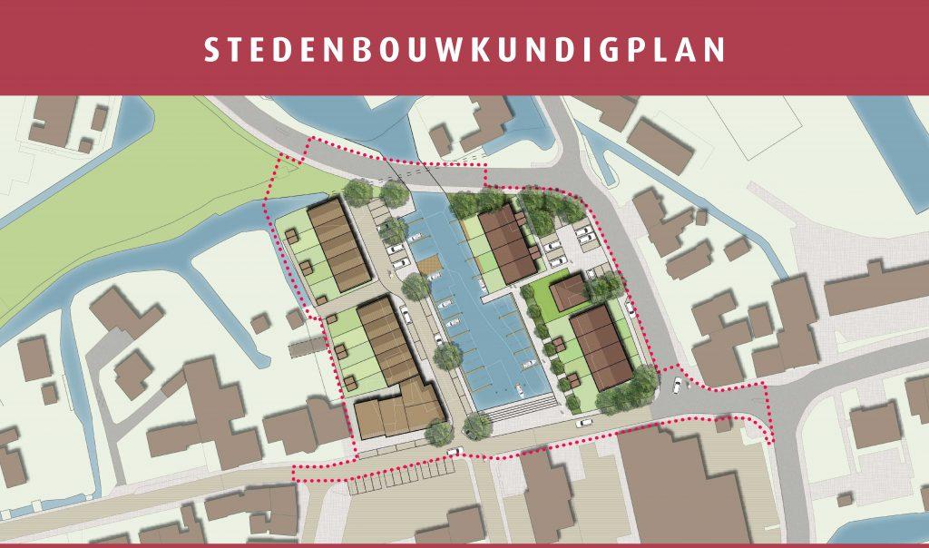 dorpshart-leimuiden-smits-bouwbedrijf-stedenbouwkundigplan